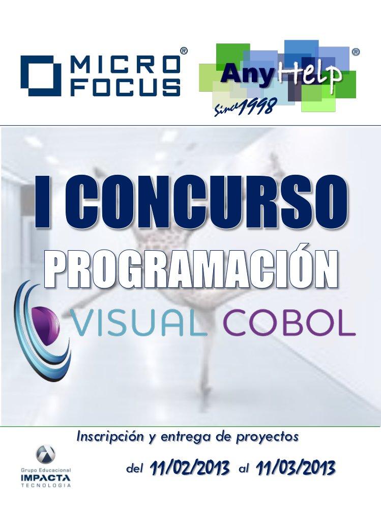 20130214 Cartel Concurso Visual Cobol