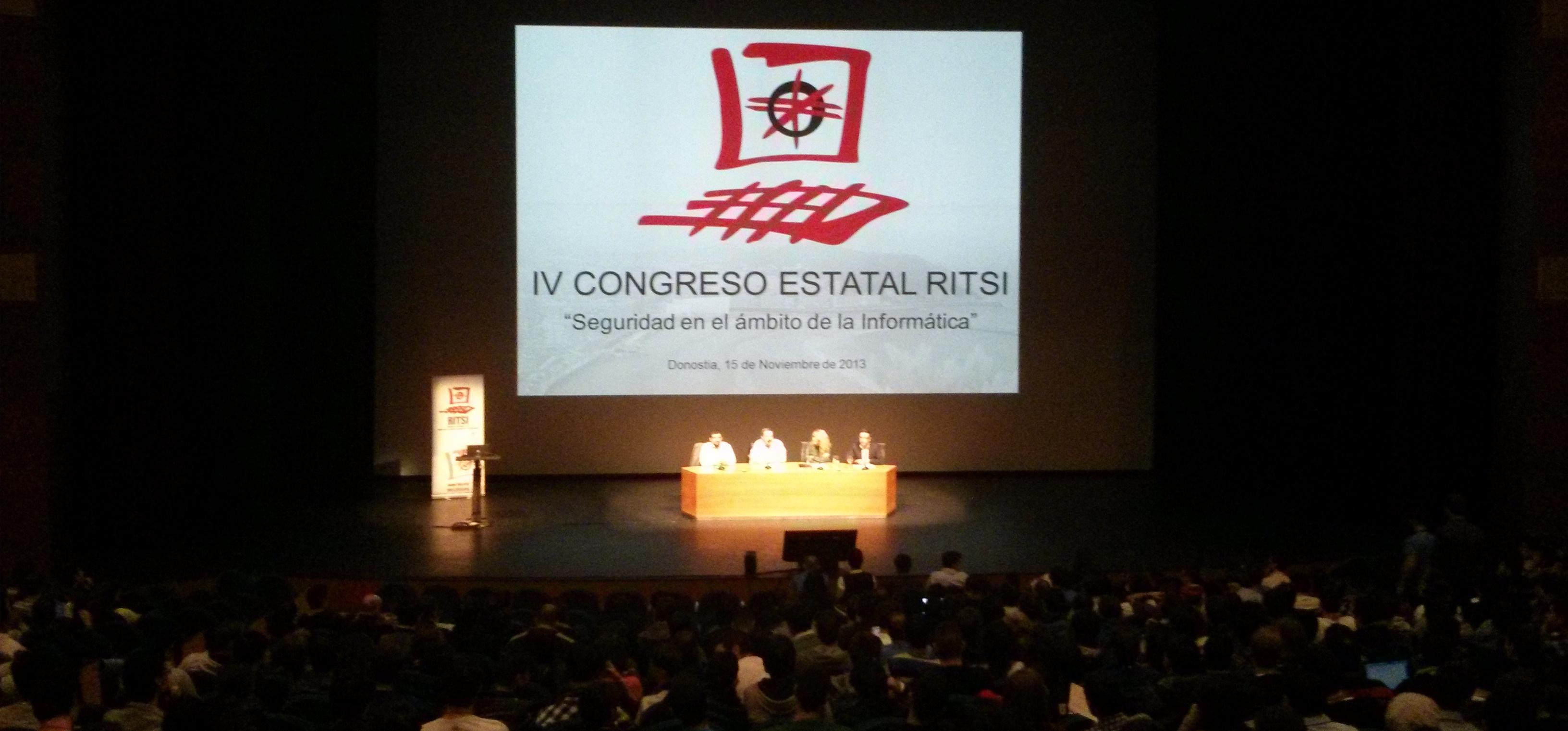 IV Congreso RITSI
