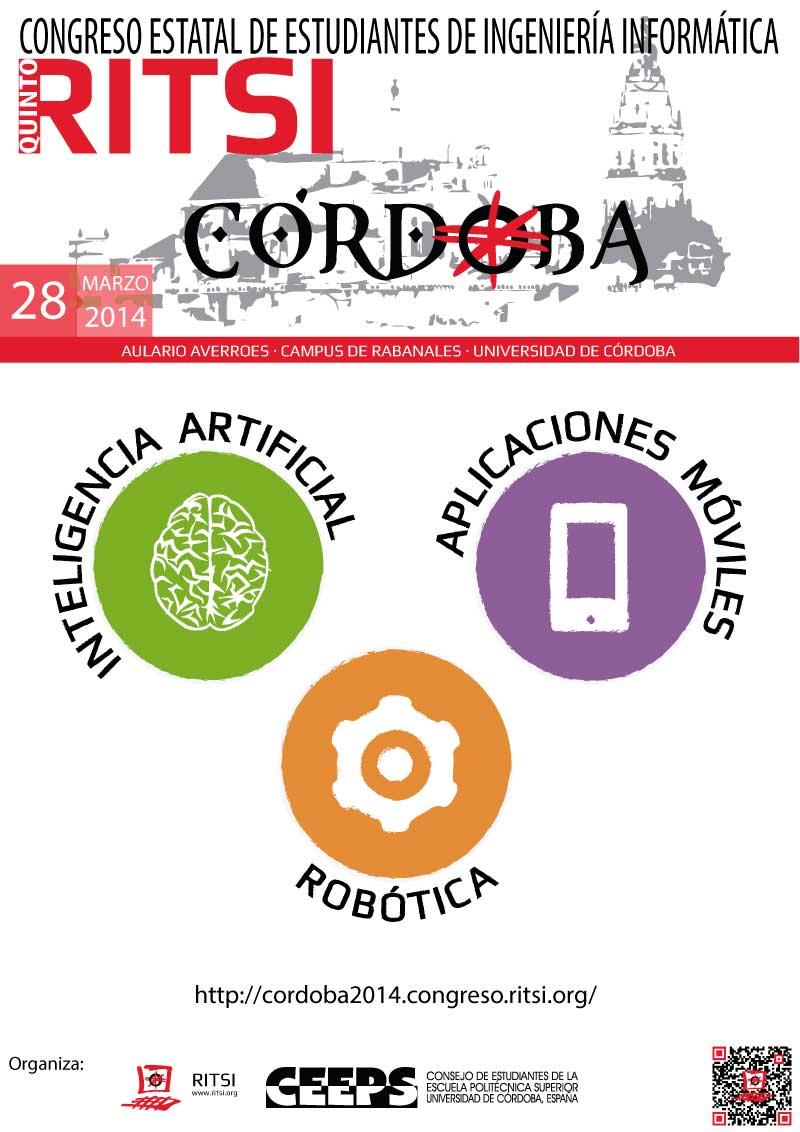 El Congreso Estatal Ritsi llegará en marzo a la Universidad de Córdoba