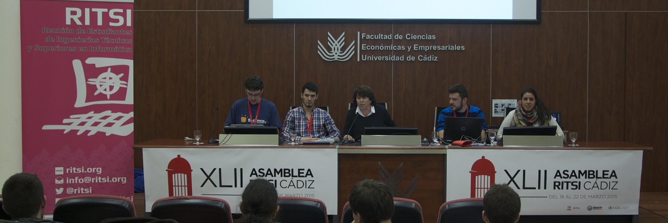 Inaugurada la XLII Asamblea