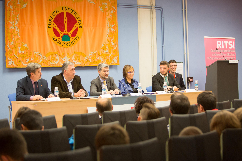 Comienza la XLIII Asamblea RITSI
