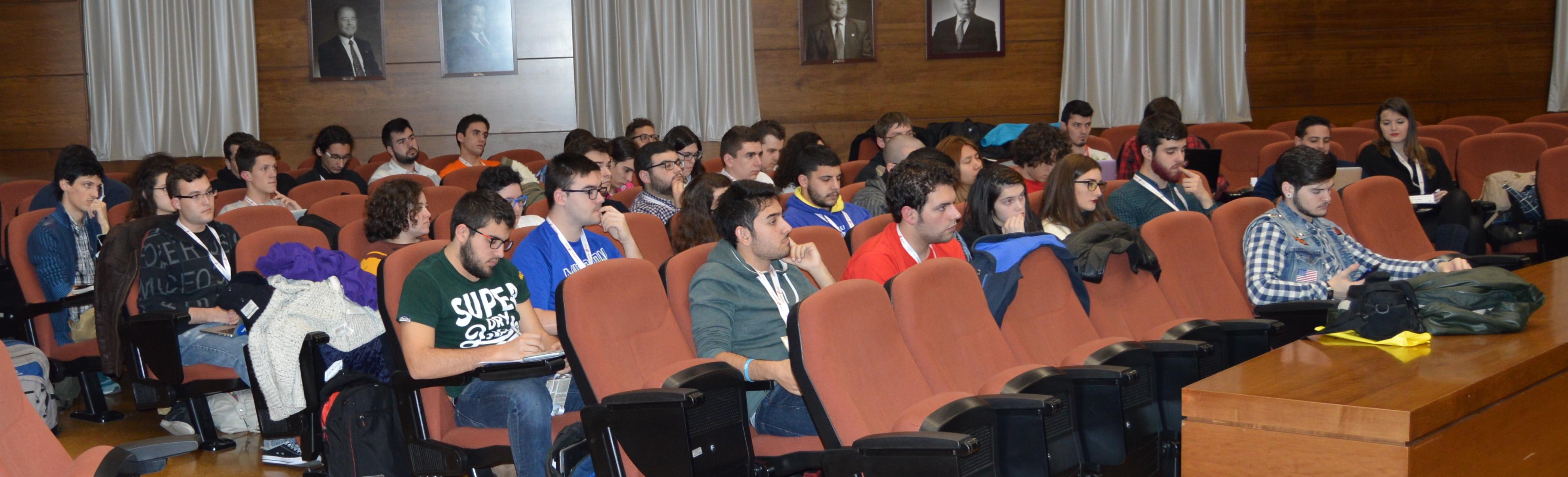 Comienza la XLIV Asamblea General de RITSI en Alcalá