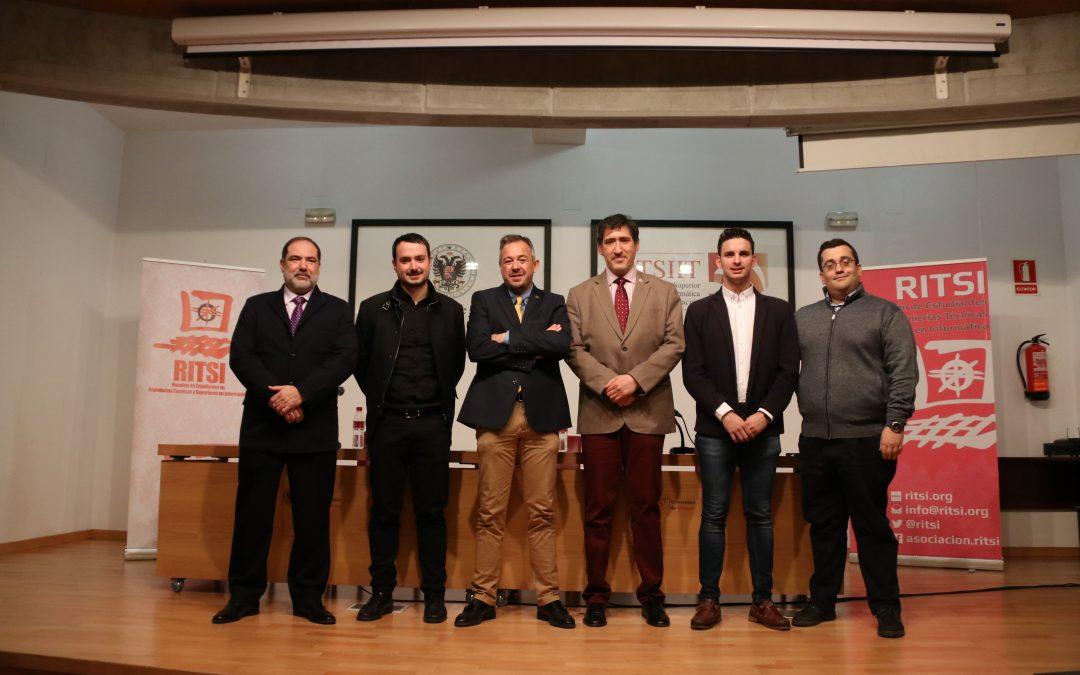 Las VI Jornadas de Formación de RITSI toman la Universidad de Granada