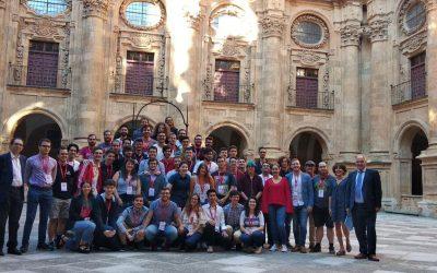 Clausura de la XLIX Asamblea General de RITSI en Salamanca