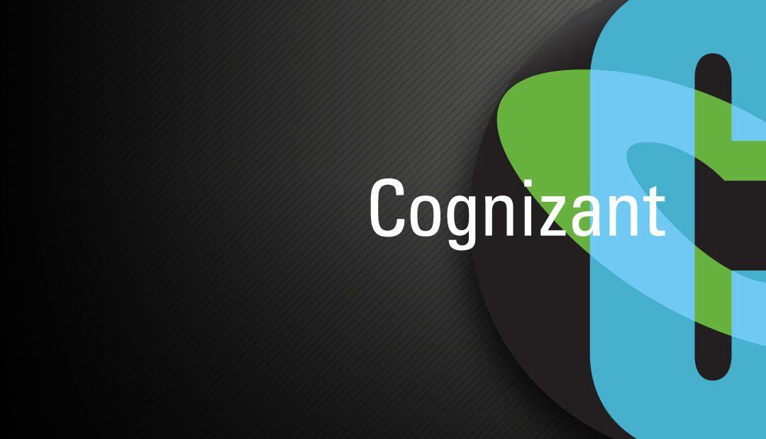 ¿Quieres ser parte del crecimiento de Cognizant Technology Solutions?