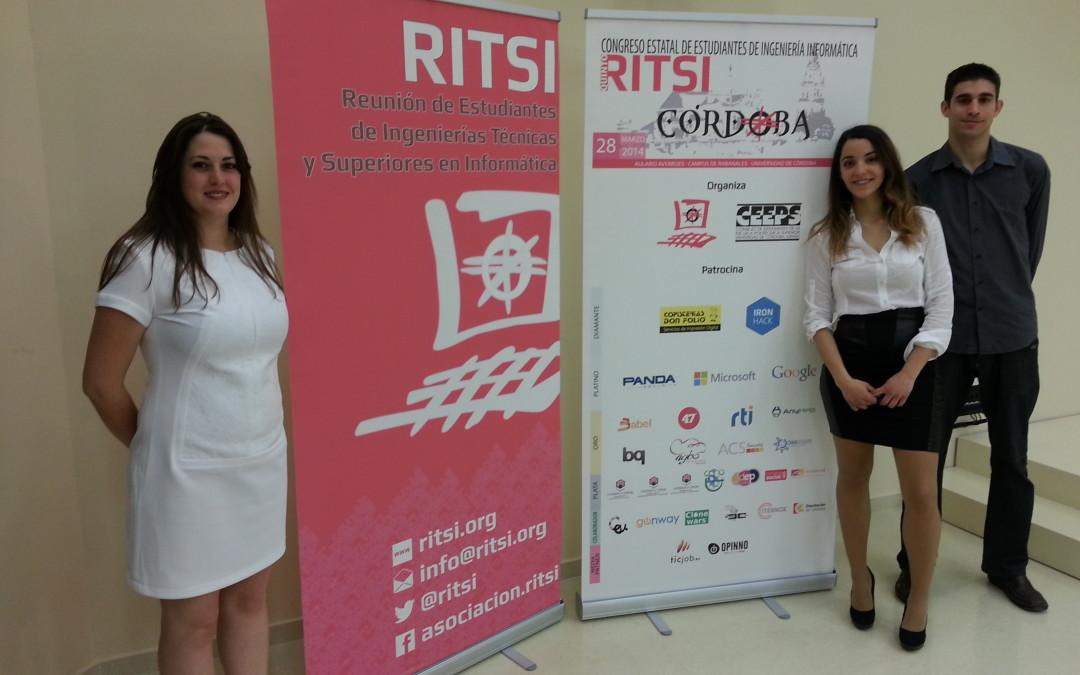 Córdoba acoge el primer macroencuentro tecnológico,  el V Congreso Estatal RITSI